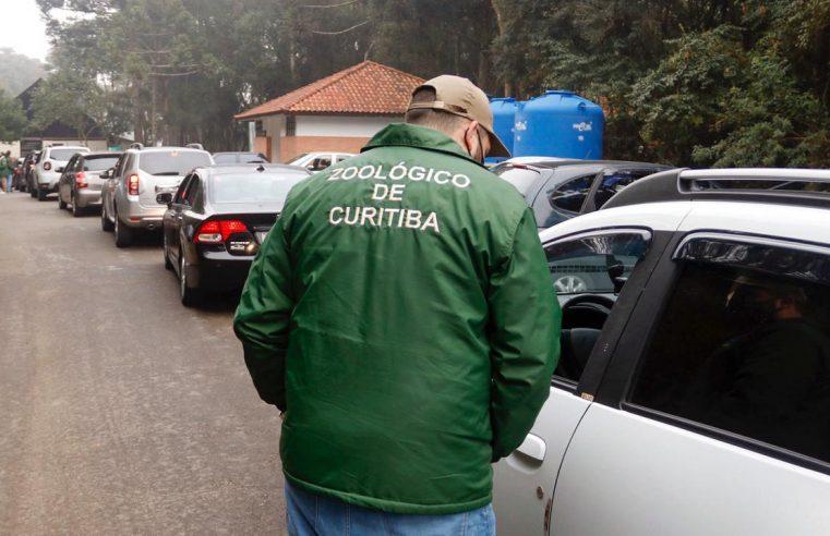 Zoológico de Curitiba reabre de forma diferente