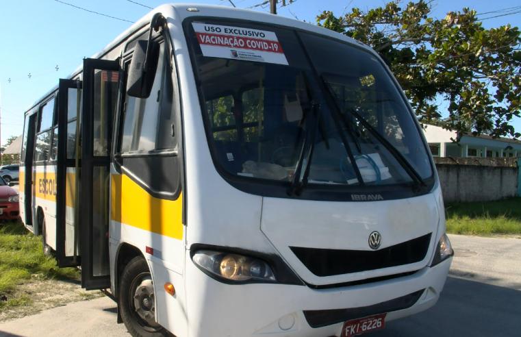 Pontal do Paraná implantou a Linha Vacinação Covid para facilitar o atendimento aos munícipes