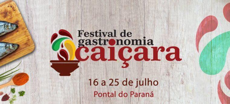 Prefeitura de Pontal do Paraná lança Festival Gastronômico Caiçara