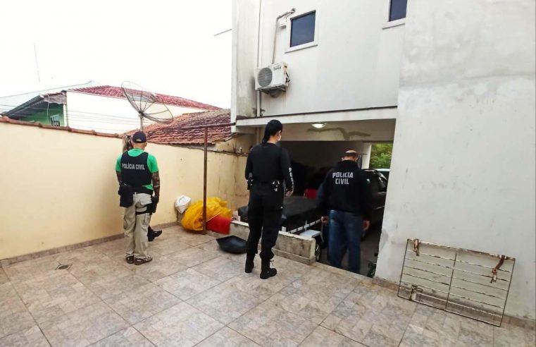 """Polícia Civil prende homem que """"lucrou"""" R$ 1 milhão em golpes na internet"""