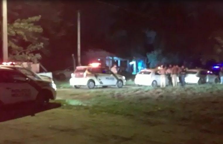 Polícia encerra festa clandestina com 40 pessoas em Paranaguá