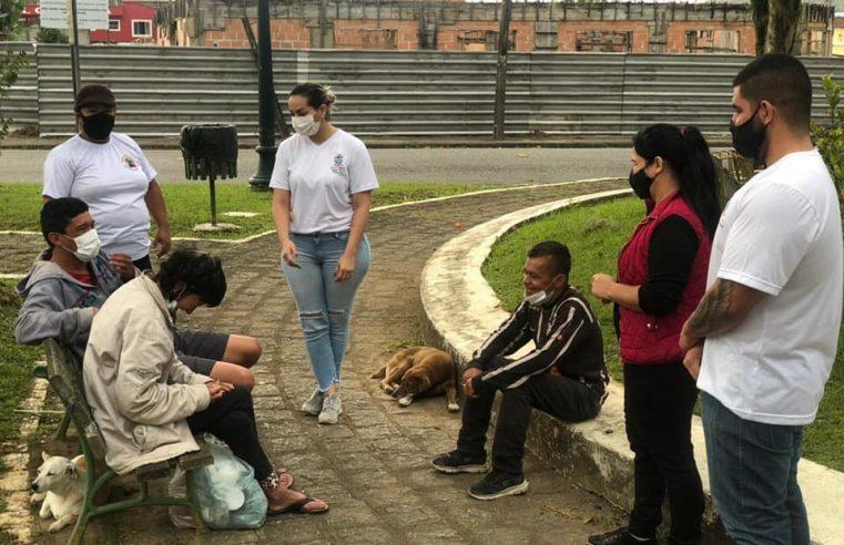 Projeto Reciclando Vidas, em Antonina, visa melhorar a condição de pessoas em situação de vulnerabilidade social