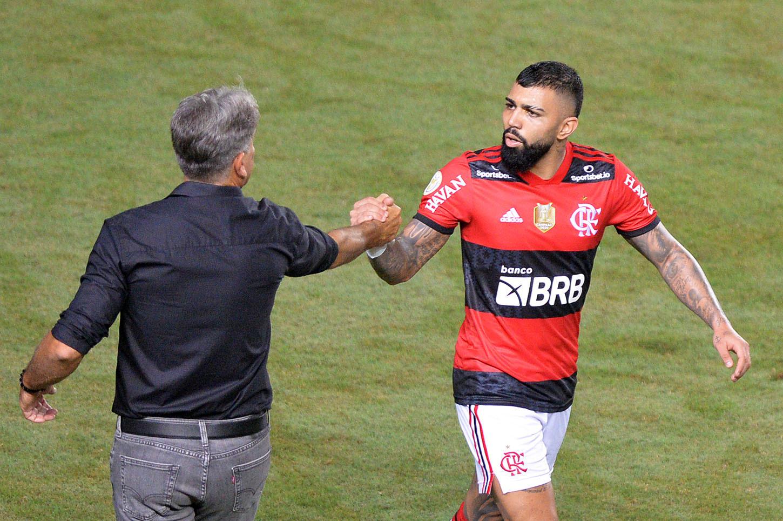 Renato já supera início de Jorge Jesus, e Flamengo retoma modo avassalador