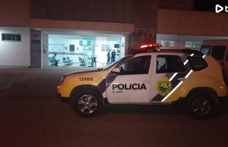 Borracheiro sofre atentado em Matinhos e tem perna atingida por tiros