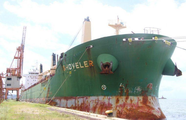 Covid-19: Tripulante de navio que tinha Porto de Paranaguá como destino, morre vítima da variante Delta, em Recife