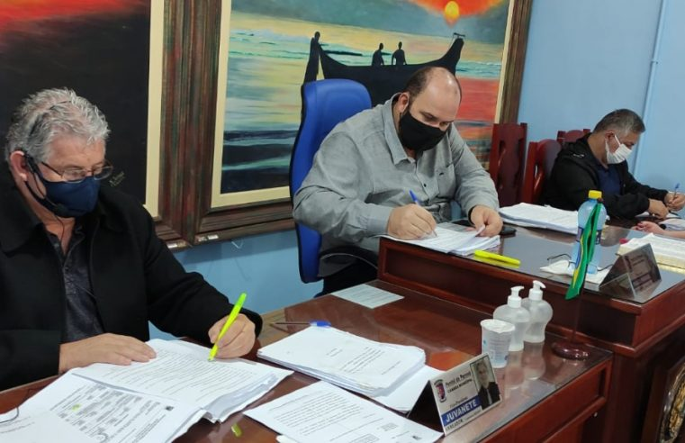 Câmara encerra primeira etapa de depoimentos na CPI da COVID em Pontal do Paraná