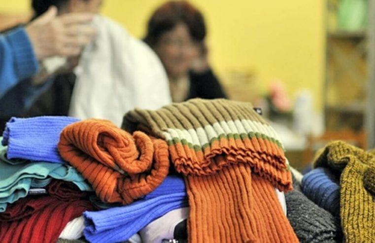 Frio intenso: População pode doar agasalhos e cobertores na Sede da TVCI nesta segunda-feira (26)