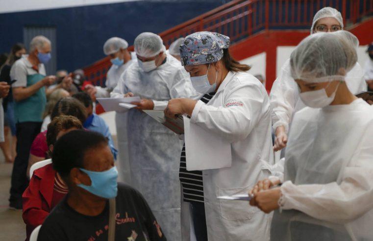 No Paraná, já são mais de 2 milhões de imunizados contra Covid-19