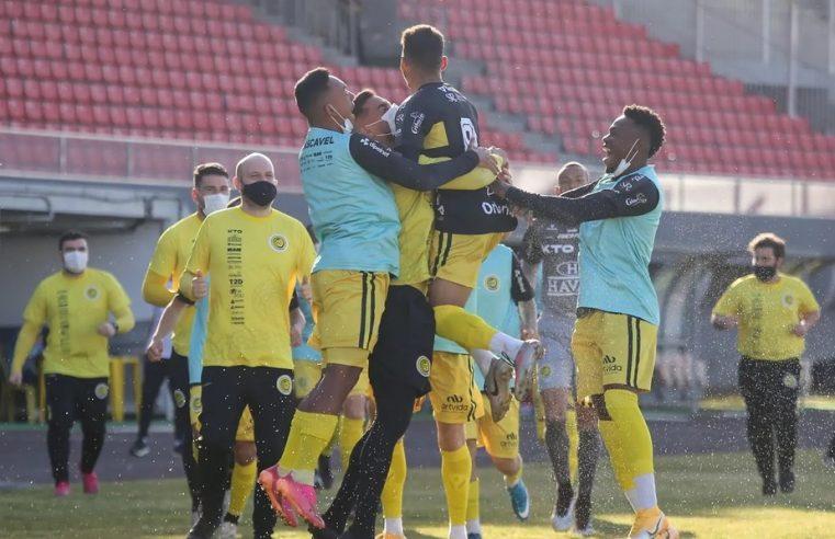 Rio Branco perde pela segunda vez para o FC Cascavel e segue na lanterna