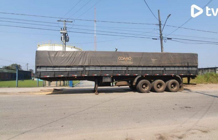 Caminhoneiro é sequestrado por seis criminosos na região de Morretes