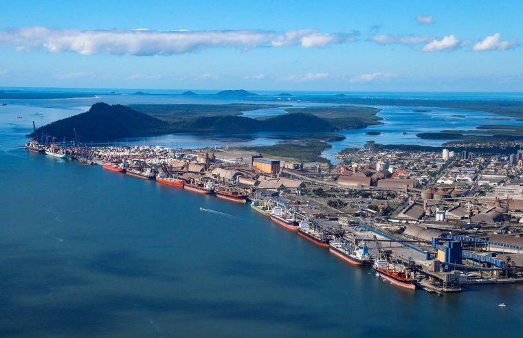 Corredor de Exportação do Porto de Paranaguá registra alta de 6% na movimentação em julho