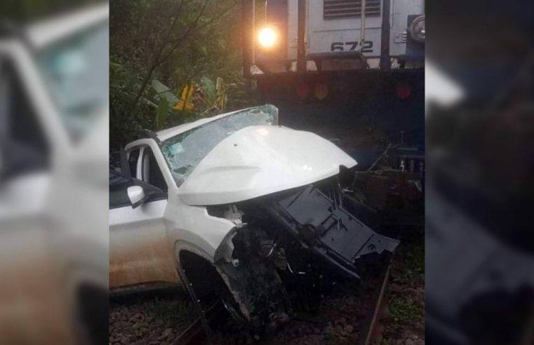VÍDEO: Professor da Unespar morre em acidente com trem em Morretes; vítima já foi identificada