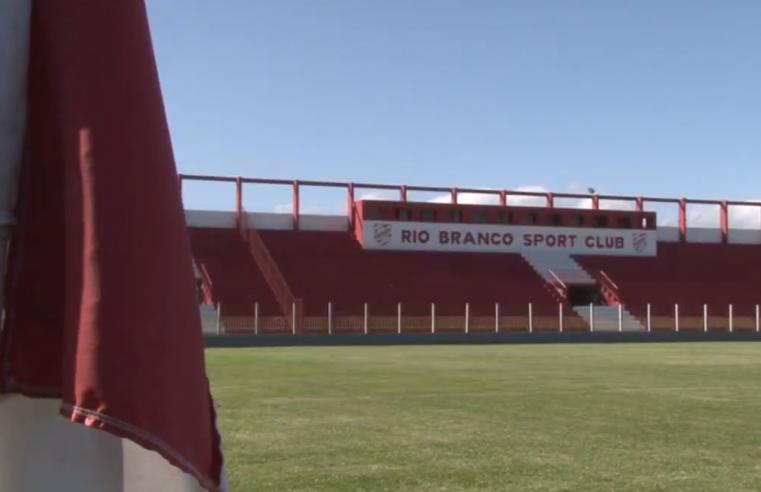 Não esqueçam, Rio Branco é paixão
