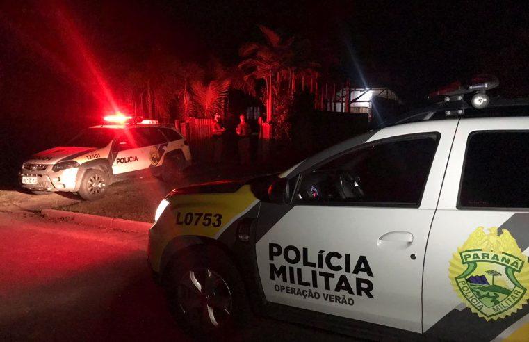Homem é degolado durante assalto e amigo é sequestrado pelos criminosos no balneário de Shangrila, em Pontal do Paraná