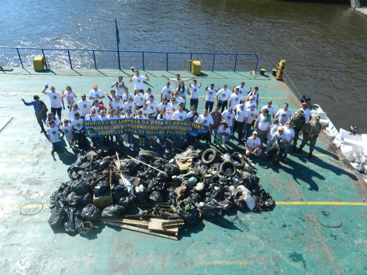 Mutirão em Guaratuba prevê limpeza de Rios e Praias