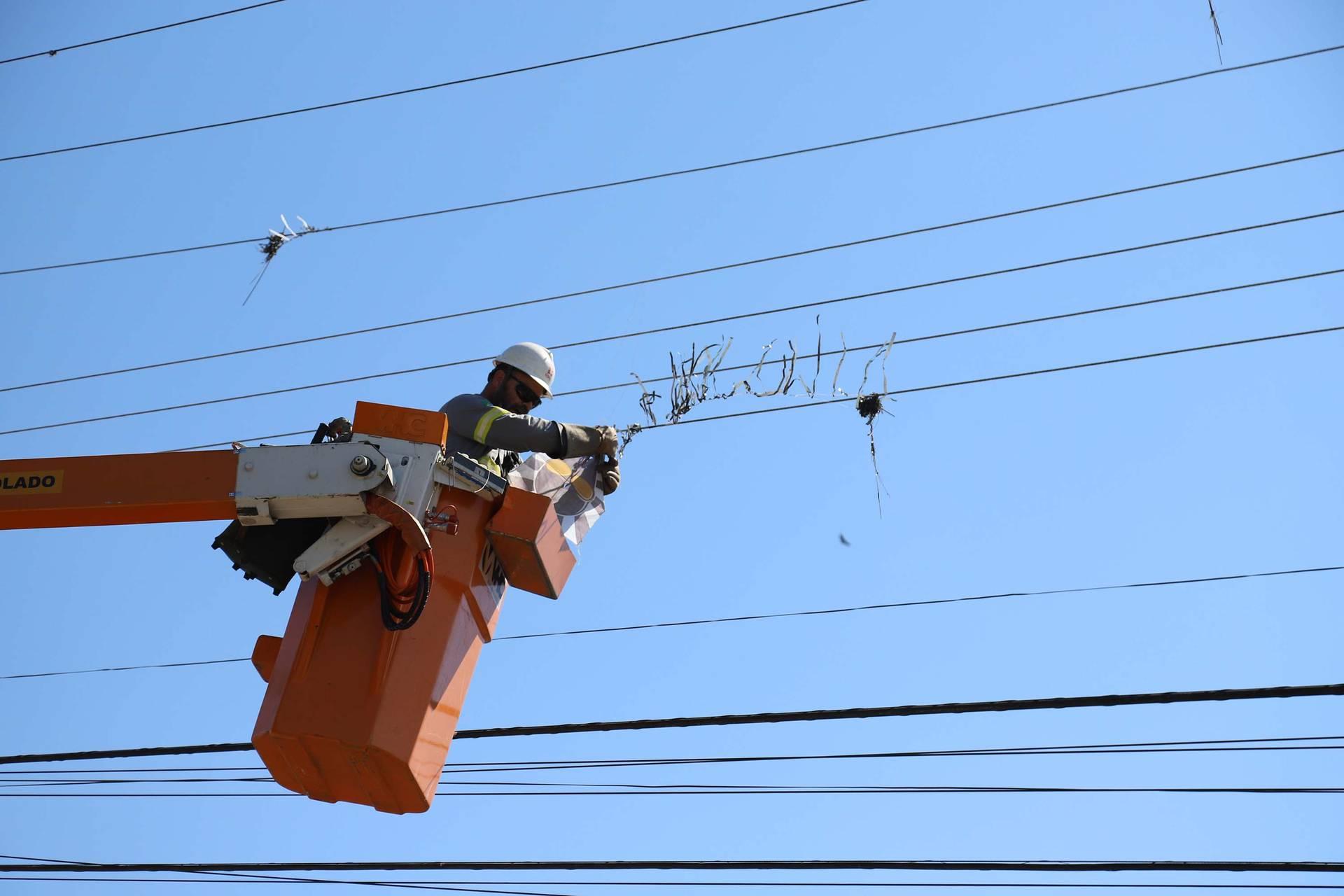 DESLIGAMENTO PROGRAMADO: Copel realiza manutenção na rede de distribuição de energia; Veja se seu endereço será afetado