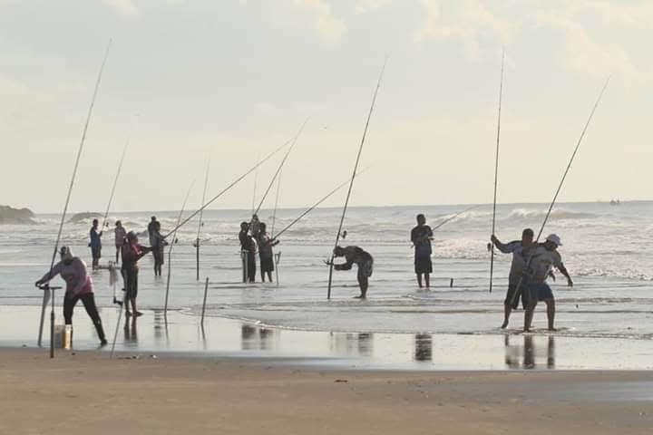Torneio de pesca acontece no próximo domingo em Matinhos