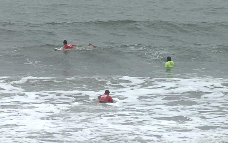 Matinhos recebeu 2ª etapa do circuito paranaense de surf amador neste final de semana