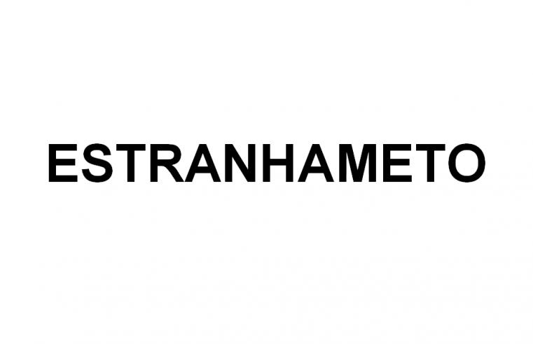"""Estranhameto"""