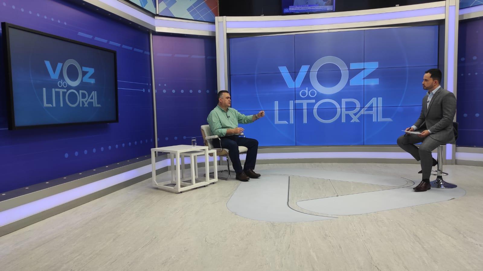 """Covid no Paraná: """"Se você não está vacinado, não desça ao litoral"""", diz secretário Beto Preto"""