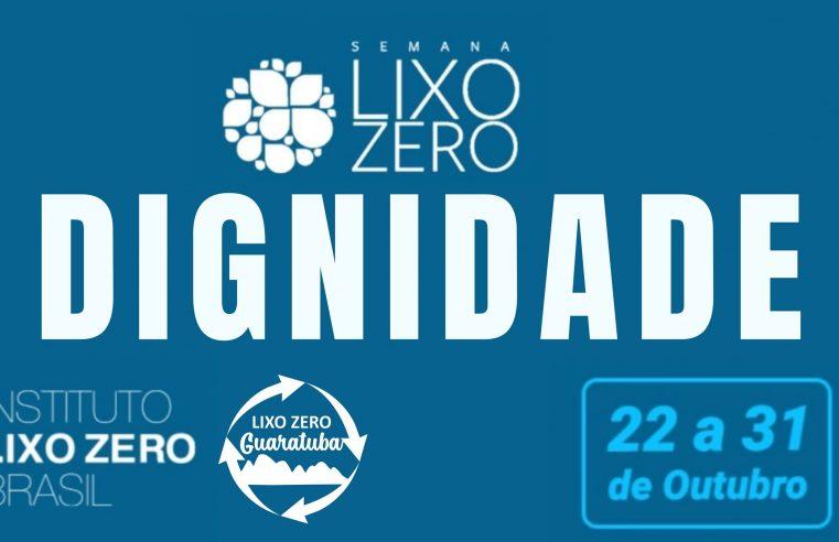 Semana Lixo Zero acontece até 31 de outubro; confira a programação em Guaratuba