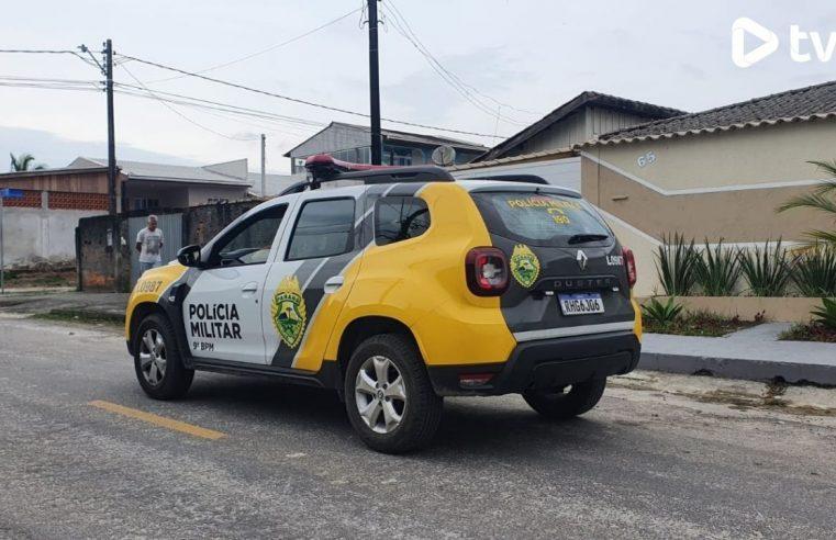 Homem é vítima de tentativa de homicídio no Parque Agari, em Paranaguá